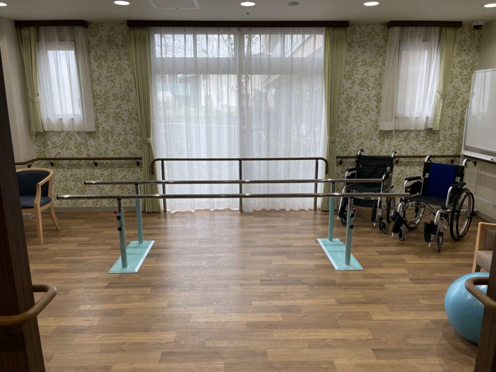 イリーゼ西志津機能訓練室2