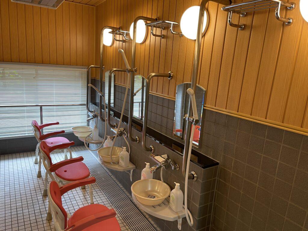 イリーゼ西志津浴室(一般浴)2